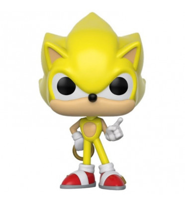 SUPER SONIC / SONIC / FIGURINE FUNKO POP / EXCLUSIVE