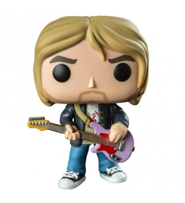 KURT COBAIN / KURT COBAIN / FIGURINE FUNKO POP / EXCLUSIVE