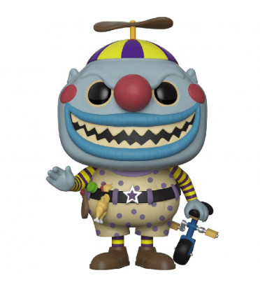 CLOWN / L'ÉTRANGE NOËL DE MR JACK / FIGURINE FUNKO POP