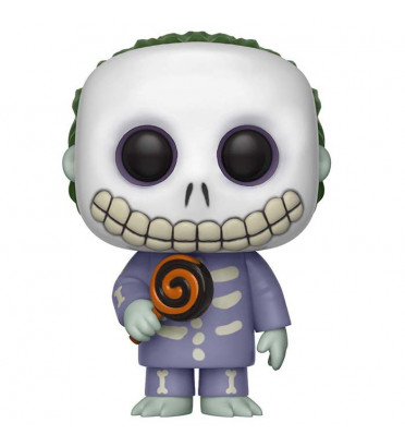 BARREL / L'ÉTRANGE NOËL DE MR JACK / FIGURINE FUNKO POP