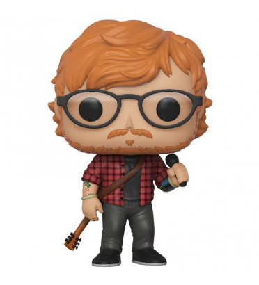 ED SHEERAN / ED SHEERAN / FIGURINE FUNKO POP