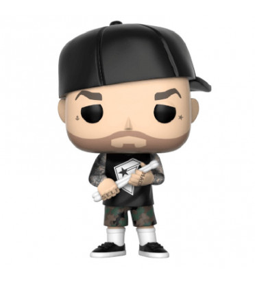 TRAVIS BARKER / BLINK 182 / FIGURINE FUNKO POP