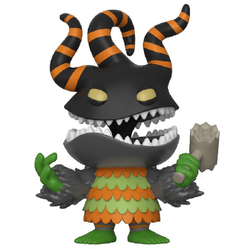 HARLEQUIN DEMON / L'ÉTRANGE NOËL DE MR JACK / FIGURINE FUNKO POP
