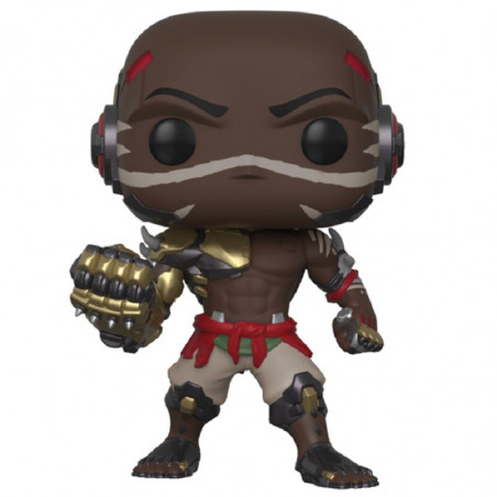 DOOMFIST / OVERWATCH / FIGURINE FUNKO POP