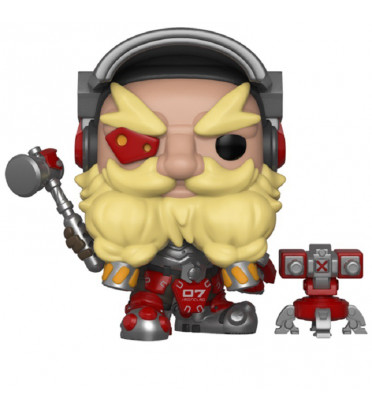 TORBJORN / OVERWATCH / FIGURINE FUNKO POP