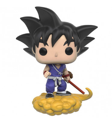 GOKU ET FLYING NIMBUS / DRAGON BALL / FIGURINE FUNKO POP