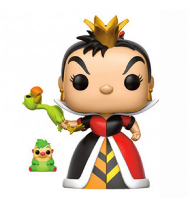 QUEEN OF HEARTS / ALICE AU PAYS DES MERVEILLES / FIGURINES FUNKO POP