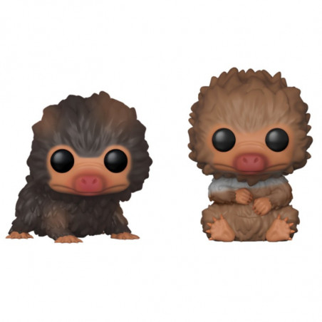 2 PACK BABY NIFFLERS / LES ANIMAUX FANTASTIQUES 2 / FIGURINE FUNKO POP