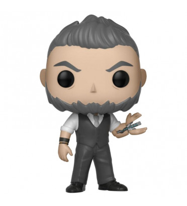ULYSSES KLAUE / BLACK PANTHER / FIGURINE FUNKO POP
