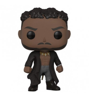 ERIC KILLMONGER AVEC CICATRICES / BLACK PANTHER / FIGURINE FUNKO POP