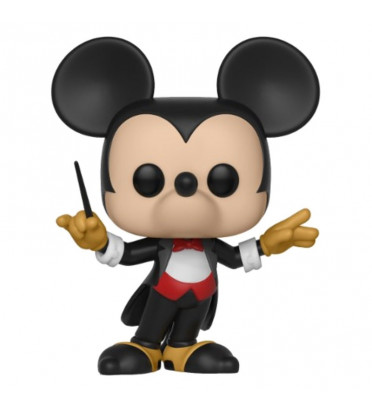 CONDUCTOR MICKEY / MICKEY MOUSE / FIGURINE FUNKO POP