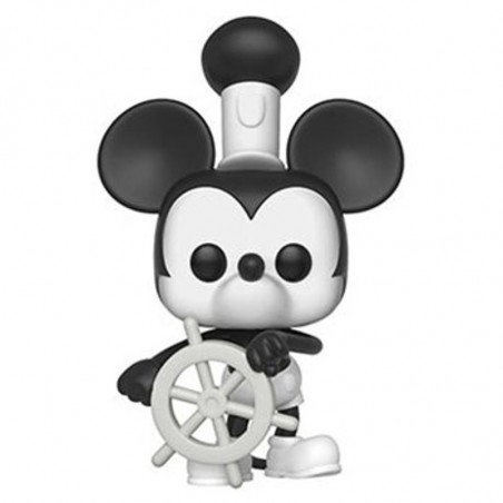 STEAMBOAT WILLIE / MICKEY MOUSE / FIGURINE FUNKO POP