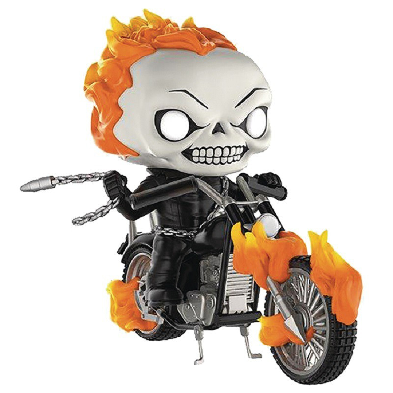 GHOST RIDER / GHOST RIDER / FIGURINE FUNKO POP / EXCLUSIVE