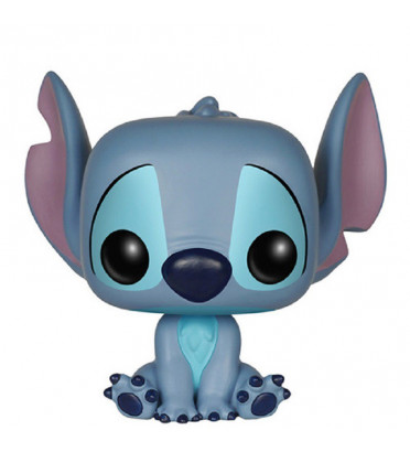 STITCH SEATED / LILO ET STICH / FIGURINE FUNKO POP