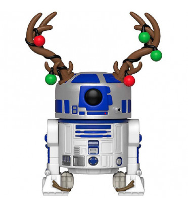 HOLIDAY R2-D2 / STAR WARS / FIGURINE FUNKO POP