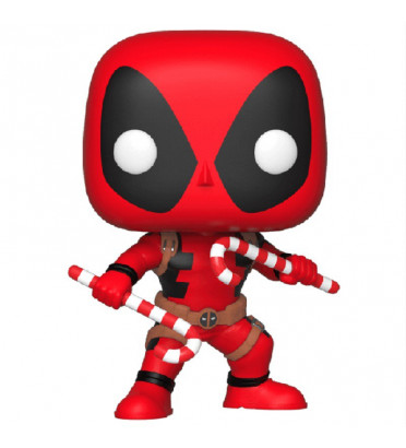 HOLIDAY DEADPOOL / DEADPOOL / FIGURINE FUNKO POP