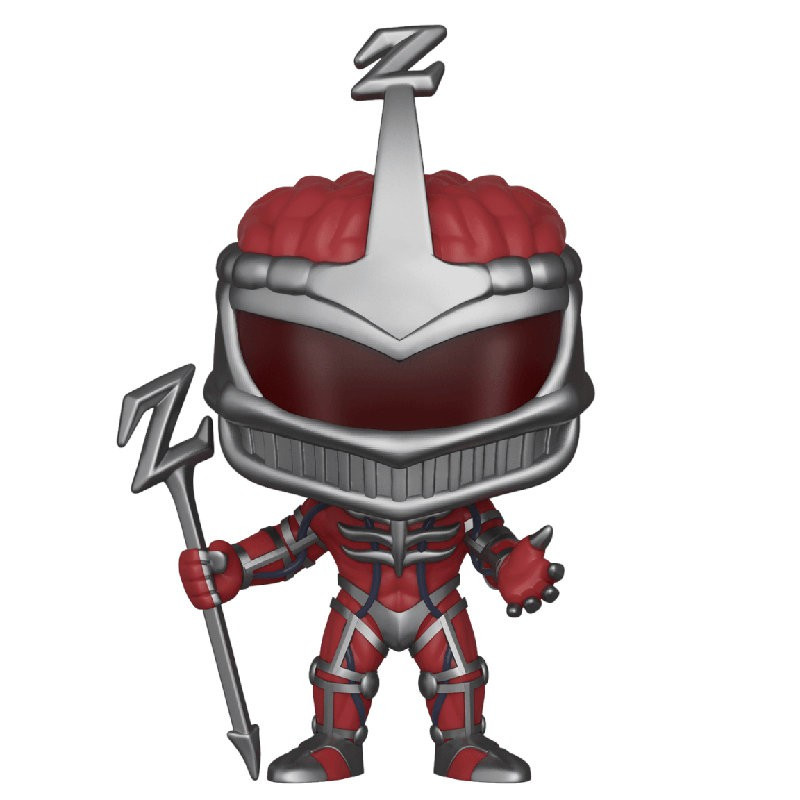 LORD ZEDD / POWER RANGERS / FIGURINE FUNKO POP