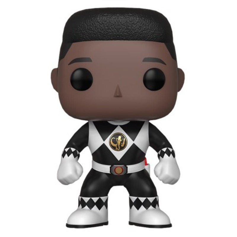 ZACK / POWER RANGERS / FIGURINE FUNKO POP