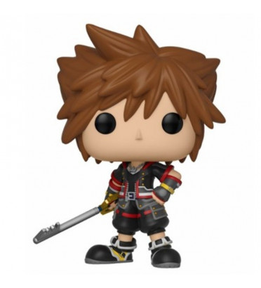 SORA / KINGDOM HEARTS / FIGURINE FUNKO POP