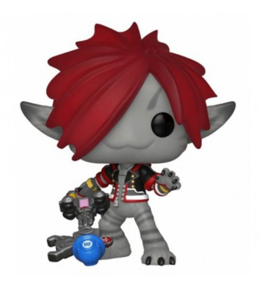 SORA MONSTER'S INC / KINGDOM HEARTS / FIGURINE FUNKO POP