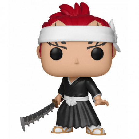 RENJI / BLEACH / FIGURINE FUNKO POP