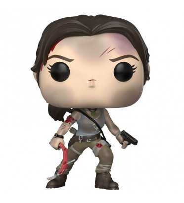 LARA CROFT / TOMB RAIDER / FIGURINE FUNKO POP