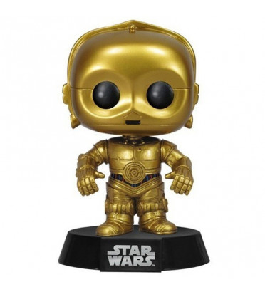 C-3PO / STAR WARS / FIGURINE FUNKO POP
