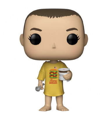 ELEVEN BURGER T-SHIRT / STRANGER THINGS / FIGURINE FUNKO POP