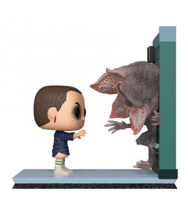 ELEVEN ET DEMOGORGON MOVIE MOMENTS / STRANGER THINGS / FIGURINE FUNKO POP