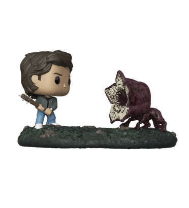 STEVE ET DEMODOG MOVIE MOMENTS / STRANGER THINGS / FIGURINE FUNKO POP