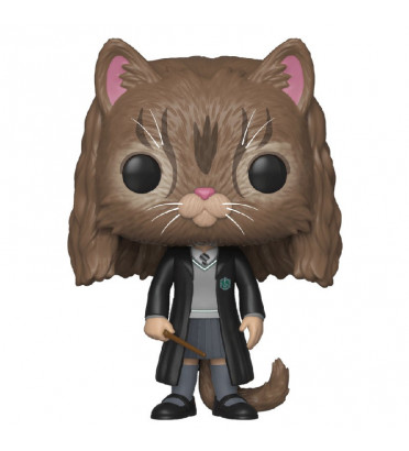HERMIONE EN CHAT / HARRY POTTER / FIGURINE FUNKO POP
