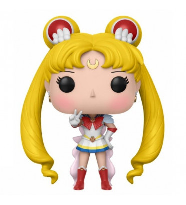 SAILOR MOON CRISIS OUTFIT / SAILOR MOON / FIGURINE FUNKO POP / EXCLUSIVE