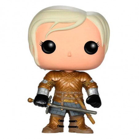 BRIENNE OF TARTH / GAME OF THRONES / FIGURINE FUNKO POP