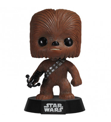 CHEWBACCA / STAR WARS / FIGURINE FUNKO POP
