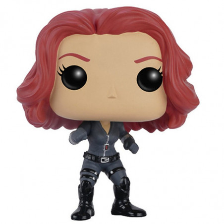 BLACK WIDOW / CAPTAIN AMERICA / FIGURINE FUNKO POP
