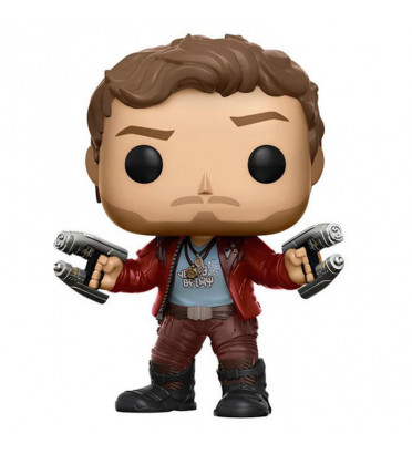 STAR LORD / LES GARDIENS DE LA GALAXIE / FIGURINE FUNKO POP