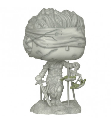 LADY JUSTICE / METALLICA / FIGURINE FUNKO POP