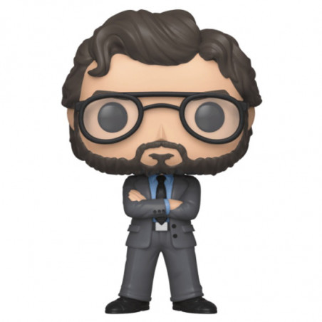 THE PROFESSOR / LA CASA DE PAPEL / FIGURINE FUNKO POP