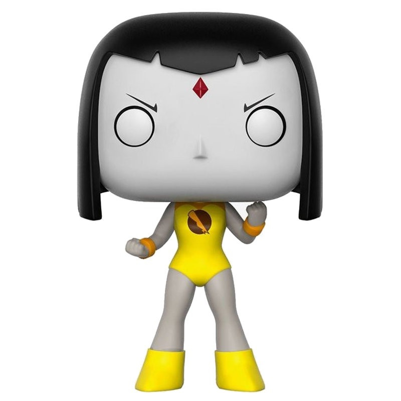 RAVEN AS LADY LEGASUS / TEEN TITANS GO / FIGURINE FUNKO POP / EXCLUSIVE