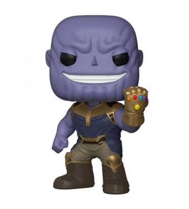 THANOS / AVENGERS INFINITY WARS / FIGURINE FUNKO POP / EXCLUSIVE SPECIAL EDITION