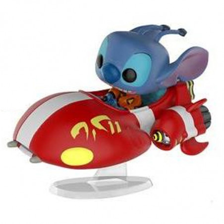 THE RED ONE / STITCH / FIGURINE FUNKO POP / EXCLUSIVE SPECIAL EDITION