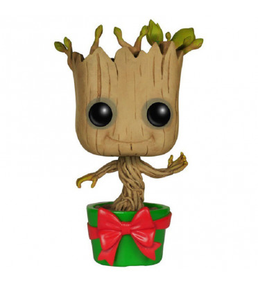 HOLIDAY DANCING GROOT / LES GARDIENS DE LA GALAXIE / FIGURINE FUNKO POP