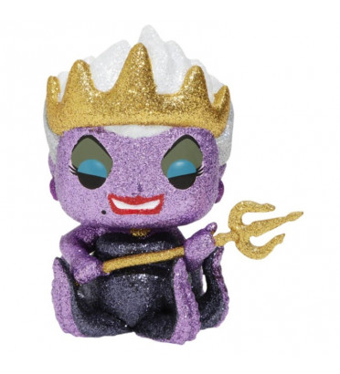 URSULA DIAMOND / LA PETITE SIRENE / FIGURINE FUNKO POP / EXCLUSIVE SPECIAL EDITION