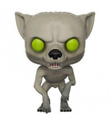 REMUS LUPIN AS WEREWOLF / HARRY POTTER / FIGURINE FUNKO POP / EXCLUSIVE SPECIAL EDITION