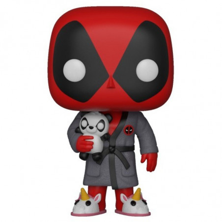 BEDTIME DEADPOOL / DEADPOOL / FIGURINE FUNKO POP