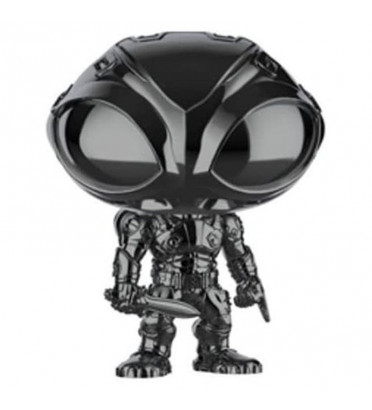 BLACK MANTA CHROME / AQUAMAN / FIGURINE FUNKO POP