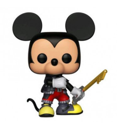 MICKEY AVEC CLEF / KINGDOM HEARTS / FIGURINE FUNKO POP