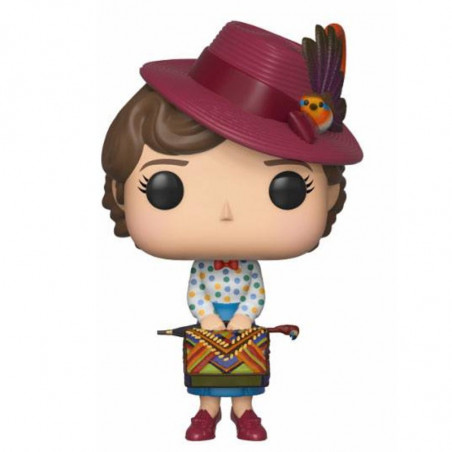 MARY POPPINS WITH BAG / MARY POPPINS / FIGURINE FUNKO POP