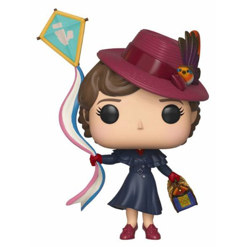 MARY POPPINS WITH KITE / MARY POPPINS / FIGURINE FUNKO POP