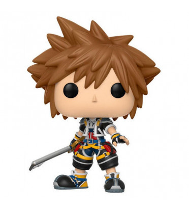 SORA KEYBLADE / KINGDOM HEARTS / FIGURINE FUNKO POP